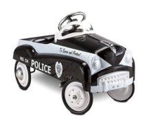 InStep - Pedal para Coche, Auto de policía, Negro/Blanco, Una Talla