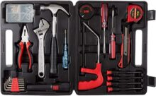 Stalwart 75-HT1065 Household Hand Tool Set, 65 Piece