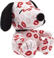 Hallmark Snoopy - Peluche para San Valentín, diseño de Besos