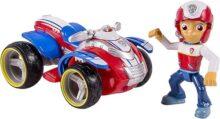 Vehículos de Rescate Paw Patrol Ryder Vehiculo y Personaje