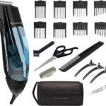 Remington HKVAC2000A Kit de corte de pelo al aspiradora, cortadora de pelo, cortadora de pelo, cortadora de pelo, HKVAC2000A, Azul