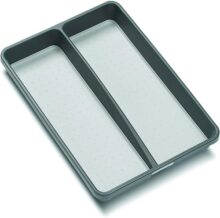 Madesmart Classic Mini Utensil Tray, Granite