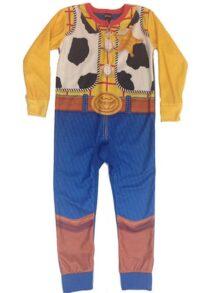 E-Fashion Mameluco de Woody Estilo Disfraz