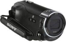 Sony HDR-CX440 Videocámara Handycam con 30x zoom óptico con memoria interna 8GB