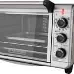 Black And Decker TO3210SSD Horno Tostador de Convección, Para Mostrador, color Plateado