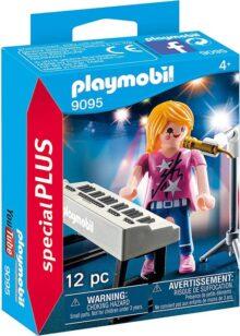 Playmobil Cantante con Órgano