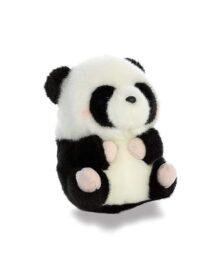 Aurora World, Panda Precioso, Negro, Blanco, 12.7 cm (5 pulgs.)