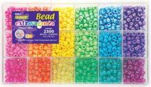 Beadery Sparkles Pony - Caja de abalorio (Aprox. 2300 abalorio)