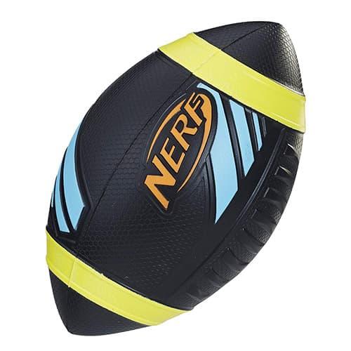 Nerf Balón de Fútbol Americano Pro Grip Sports Negro
