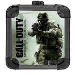 Vaultz Design 1 - Candado decorativo, Diseño de Call of Duty, Negro, 24 discos compactos