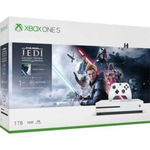 Consola Xbox One S 1TB + Juego Star Wars Jedi: Fallen Order - Bundle Edition