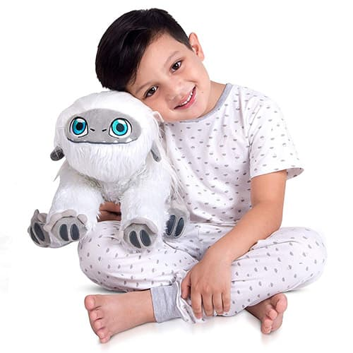 Franco Kids Bedding - Almohada de Peluche para niños, Abominable Yeti, Una Talla, 1