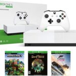 Consola Xbox One S 1TB All Digital con 3 juegos digitales (No tiene lector de discos) - Special Edition