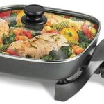 BLACK + DECKER SK1212B 12-Inch Electric Skillet