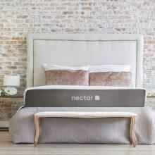 Nectar Colchón Individual + 2 Almohadas Premium - Memory Foam - 30 Noches De Prueba En Tu Casa - Garantía De por Vida