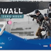 PlayStation4 VR - Firewall: Zero Hour + Aim Controller - Bundle Edition