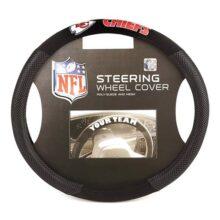 Fremont Die NFL Funda para Volante de Piel sintética