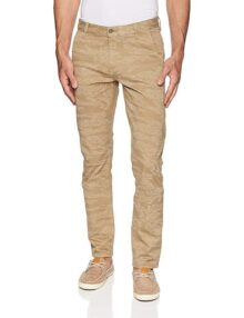 Dockers Alpha Original Khaki Pantalones para Hombre, Beige