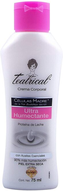 Teatrical crema corporal Ultra Humectante 75ml