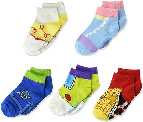 Toy Story - Calcetines para niños (5 unidades)