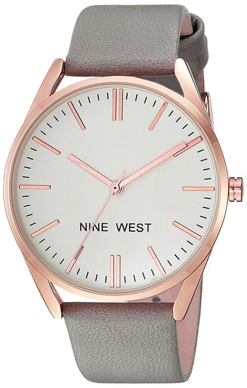 Nine West - Reloj de pulsera para mujer