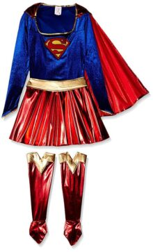 Rubie's Women's Sexy Supergirl Costume