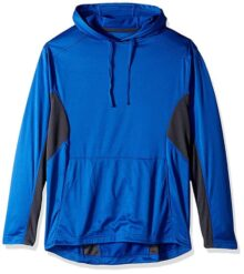 Clementine Cool & Dry - Sudadera Deportiva con Capucha Chamarra sin botón para Hombre