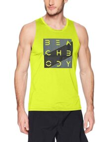Beachbody Element GFX - Playera sin Mangas para Hombre