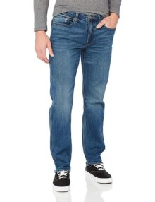 dockers New Standard Denim Cut Pantalones para Hombre