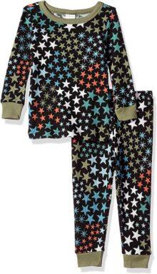 Gymboree - Pijama de Manga Larga para bebé o niño (2 Piezas)
