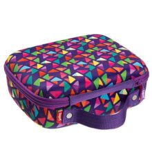 ZIPIT Colorz Lunch Box, Purple