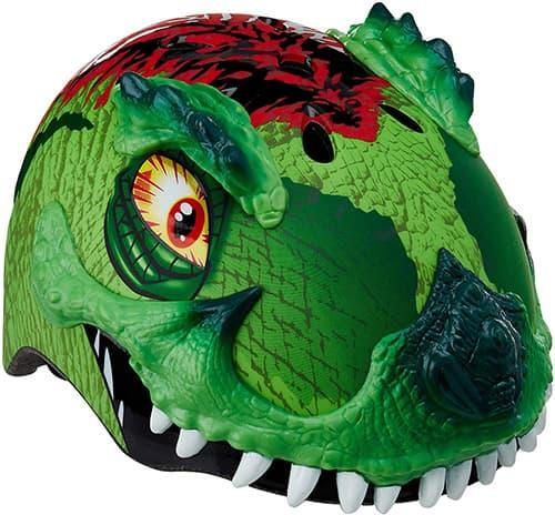 Raskullz 8044868 Casco Infantil Tiranosaurio