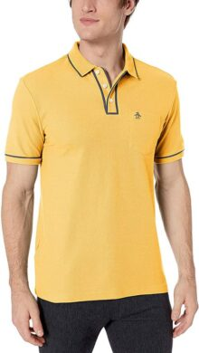 Polo Original para Hombre de Penguin The Earl