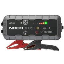 NOCO Boost XL GB50 1500 Amp 12 V UltraSafe Arrancador de batería de Litio para Motores diésel de hasta 7 L y 4,5 L