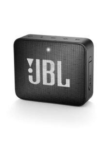 JBL JBLGO2BLK Bocina Inalámbrica, Color Negro