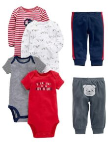 Simple Joys by Carter's Baby - Set de 6 Personajes para niño