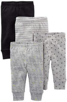 Simple Joys by Carter's Baby - Pantalón para niño (4 Unidades)