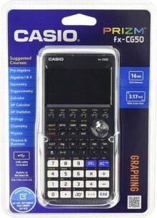 Casio FX-CG50-L-IH Calculadoras Graficadora