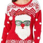 Blizzard Bay suéter Feo de Navidad para Mujer