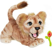 FurReal friends E5679 Lion King Simba Plush