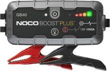 NOCO GB 40 - Cargador (Polaridad inversa, Negro, Gris, Jump Starter, 5 V, 5 V, 2.1 A)