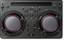Pioneer DJ DDJ-WeGO4-W - driver de DJ, color blanco, Negro
